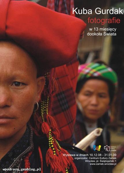 Wystawa fotografii autorstwa Kuby Gurdaka